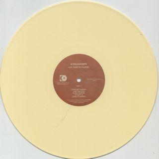 Khruangbin / Con Todo El Mundo label