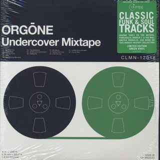 Orgone / Undercover Mixtape front