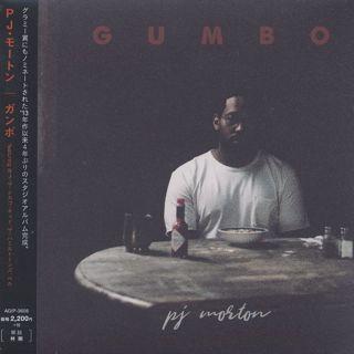 PJ Morton / Gumbo (CD)