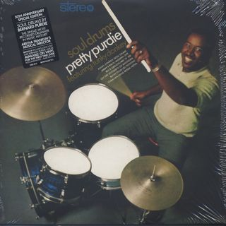 Pretty Purdie / Soul Drums (2LP)