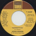 Stevie Wonder / Superstition c/w You've Got It Bad Girl ①-1