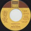 Stevie Wonder / Superstition c/w You've Got It Bad Girl ②