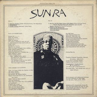 Sun Ra / Nothing Is... back