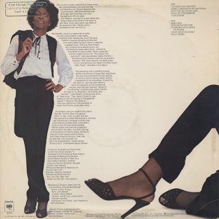 Thelma Jones / S.T. back
