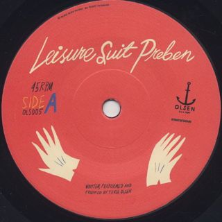 Todd Terje / Leisure Suit Preben (7