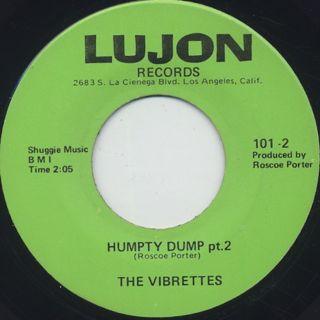 Vibrettes / Humpty Dump (7