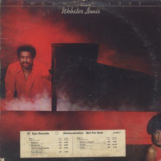 Webster Lewis / Touch My Love front