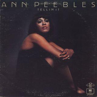Ann Peebles / Tellin' It