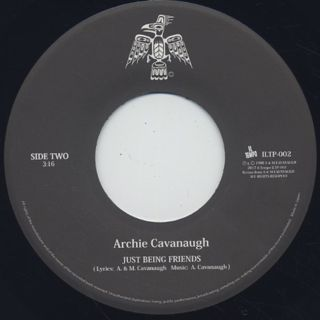 Archie James Cavanaugh / Make Me Believe label