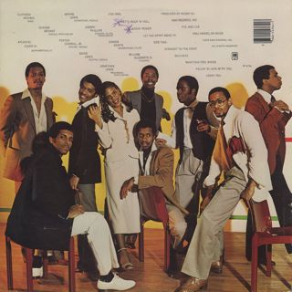 Atlantic Starr / Straight To The Point back