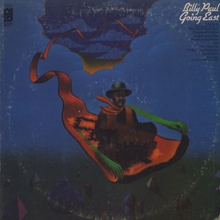 Billy Paul / Going East front