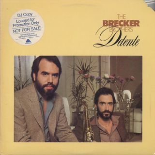 Brecker Brothers / Detente front