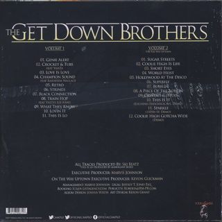Camp Lo / Get Down Brothers back