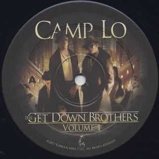 Camp Lo / Get Down Brothers label