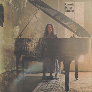 Carole King / Music front