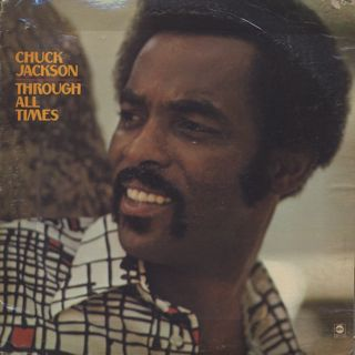 Chuck Jackson / Through All Times front