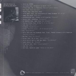 DJ Mitsu The Beats / iMa #30 back