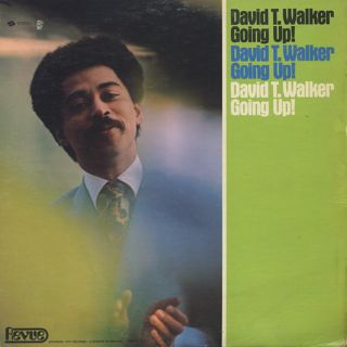 David T. Walker / Going Up! front