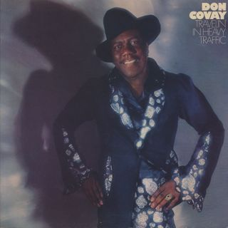 Don Covay / Travelin' In Heavy Traffic