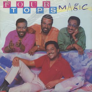Four Tops / Magic front