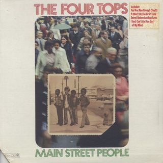 Four Tops / Main Street People front