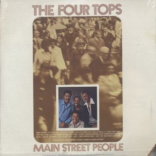 Four Tops / Main Street People back