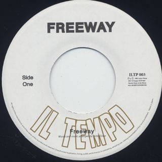Freeway / Freeway c/w Child Of The King back