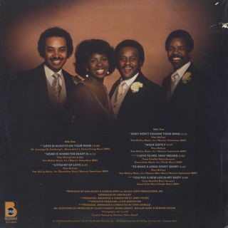 Gladys Knight and The Pips / Still Together back