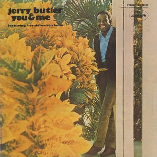 Jerry Butler / You And Me front
