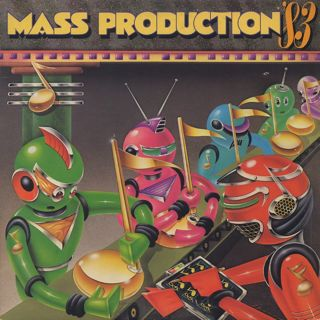 Mass Production / '83 front