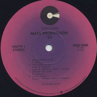 Mass Production / '83 label