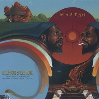 Mast / Thelonious Sphere Monk front