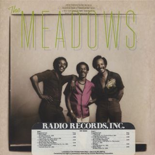 Meadows / S.T. front