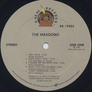 Meadows / S.T. label