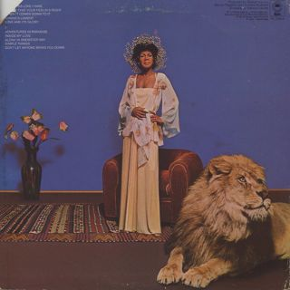 Minnie Riperton / Adventures In Paradise back