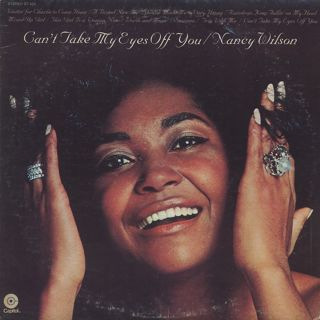 Nancy Wilson / Can't Take My Eyes Off You front