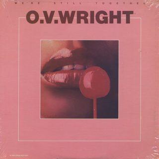 O.V. Wright / We're Still Together