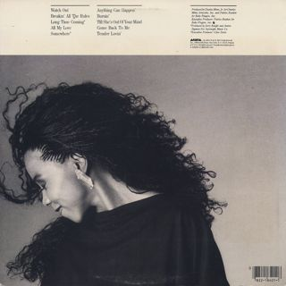 Patrice Rushen / Watch Out! back