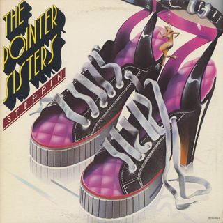 Pointer Sisters / Steppin front