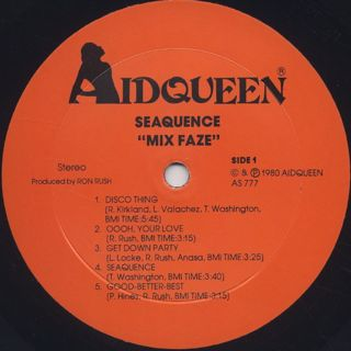 Seaquence / Mix Faze label