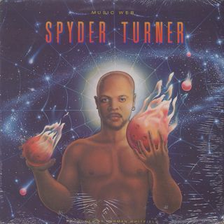 Spyder Turner / Music Web