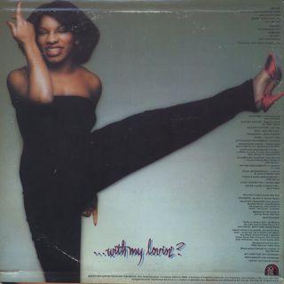 Stephanie Mills / What Cha Gonna Do With My Lovin' back