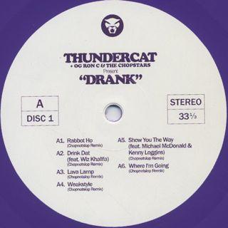 Thundercat + OG Ron