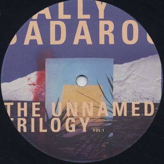Wally Badarou / The Unnamed Trilogy vol.1 label