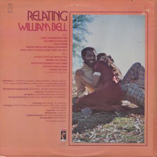 William Bell / Relating back