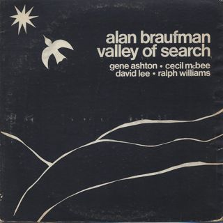 Alan Braufman / Valley Of Search front