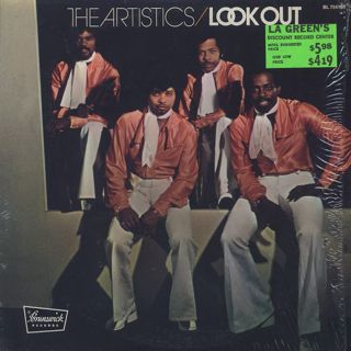 Artistics / Look Out