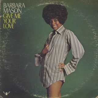 Barbara Mason / Give Me Your Love front
