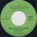 Betty Wright / Girls Can't Do What The Guys Do (VG+)-1
