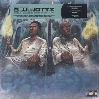 Blu and Nottz / Gods In The Spirit, Titans In The Flesh